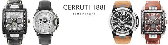 CERRUTI 1881 horloges