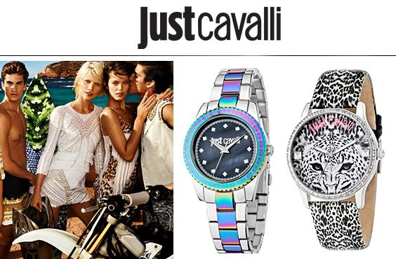 Just Cavalli horloges