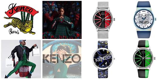 Kenzo horloges