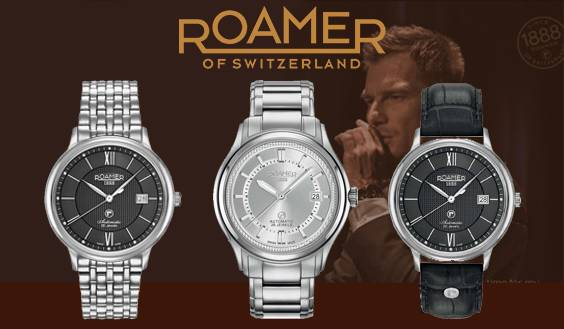 Roamer of Switserland horloges